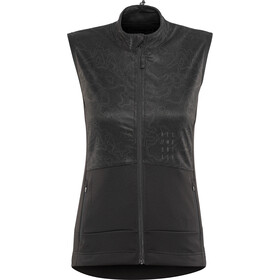 Cube AM Midlayer Weste Damen black